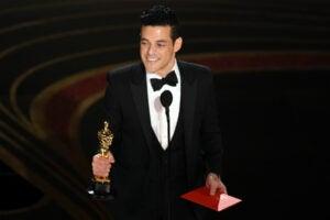 Rami Malek at 91st Oscars