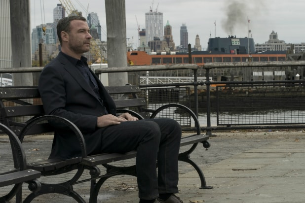Liev Schreiber in 'Ray Donovan'