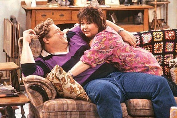 Roseanne and Dan