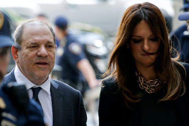 Harvey Weinstein Donna Rotunno