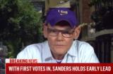 James Carville MSNBC Nevada Caucuses Bernie Sanders