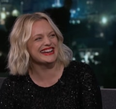 Elisabeth Moss The Invisible Man