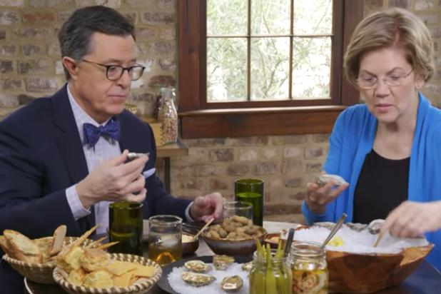 Warren and Colbert