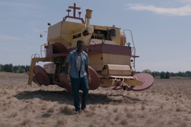 Amazon's 'Tales From the Loop' Trailer Finds Retro Robots and Humans Co-Existing (Video)