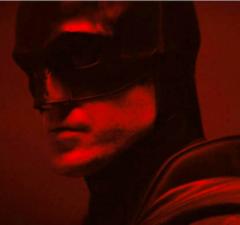 The Batman Robert Pattinson The Dark Knight Batsuit Batcycle