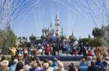 Tokyo Disneyland Coronavirus Getty Images