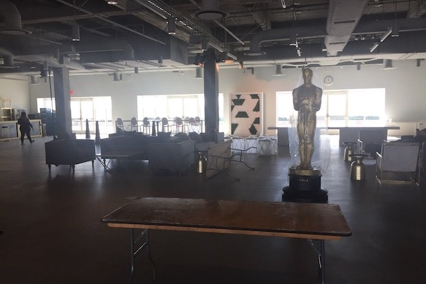 Academy Museum events room