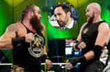 Tyson Fury vs Braun Strowman - WWE joe tessitore