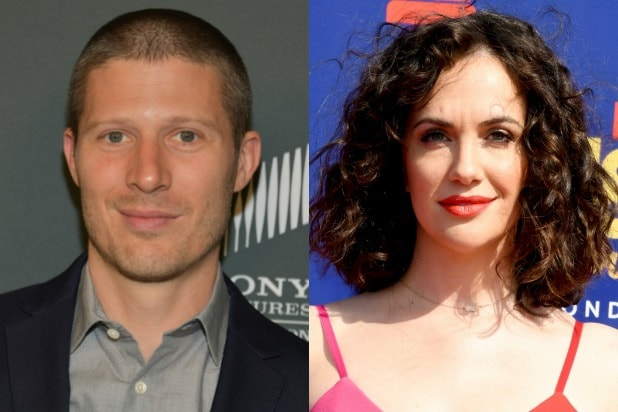 Zach Gilford, Kate Siegel