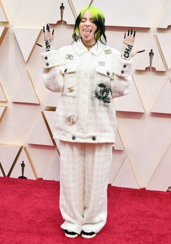 billie-eilish, Oscars 2020