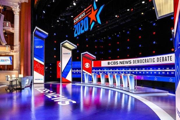 CBS Democratic Debate Feb 25 2020