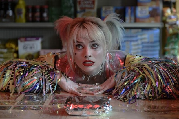 does birds of prey have a post-credits scene harley quinn