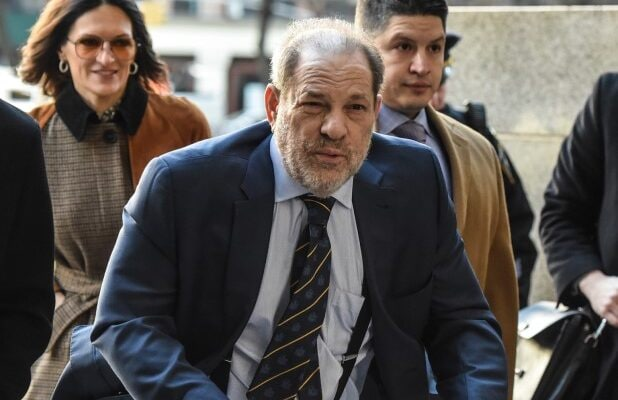 Harvey Weinstein Trial February 14