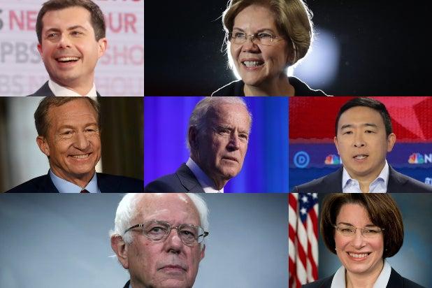 iowa caucus democratic candidates