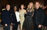 Oscars party Jeffrey Katzenberg Octavia Spencer Renee Zellweger Laura Dern Tom Hanks
