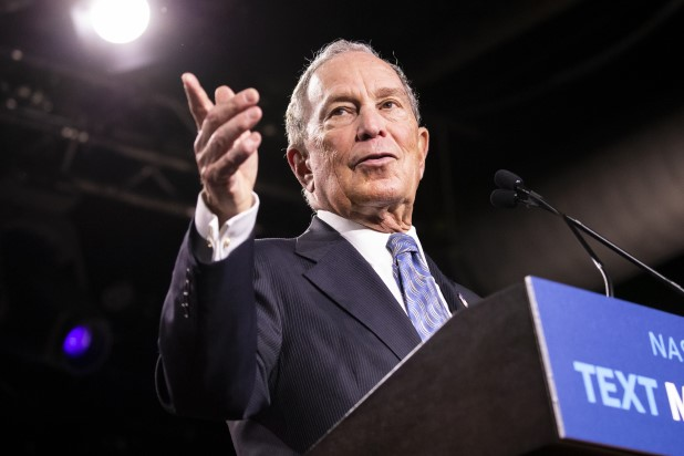 Mike Bloomberg's Debut Hands NBC News the Most-Watched Democratic Debate Ever