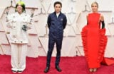 Oscars 2020 red carpet Billie Eilish Timothee Chalamet Kristen Wiig