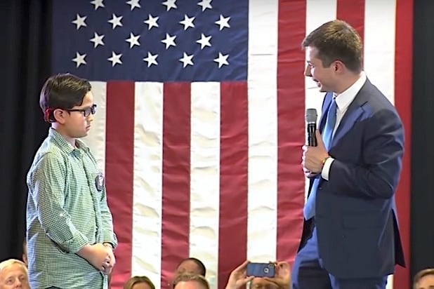 Watch Pete Buttigieg Respond to a 9-Year-Old's Request to Help Him Come Out as Gay (Video)
