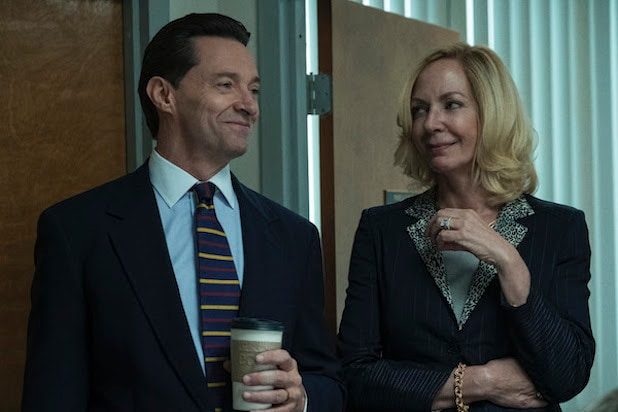 Hugh Jackman Plays a Charming, Corrupt Superintendent in 'Bad Education' Trailer (Video)