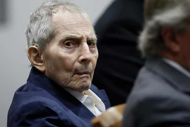 Robert Durst trial day one