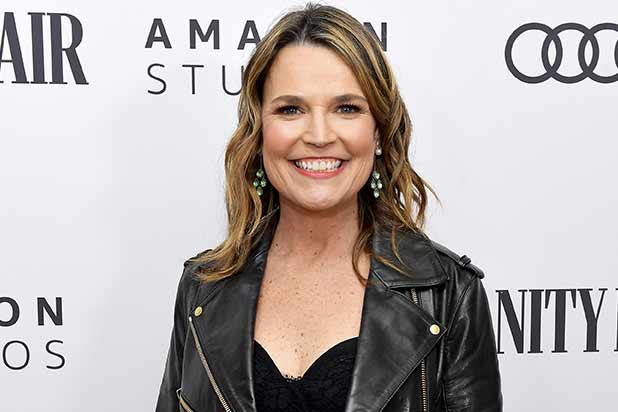 Savannah Guthrie Returns To Today Set After Self Isolating For Two Weeks Video