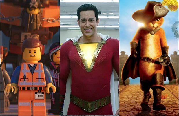 22 Family Movies to Stream on HBO Shazam Lego Movie 2