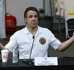 Andrew Cuomo New York governor coronavirus