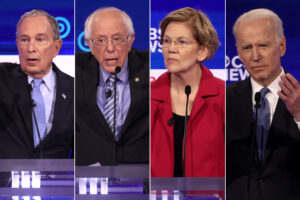Democratic Primary Super Tuesday