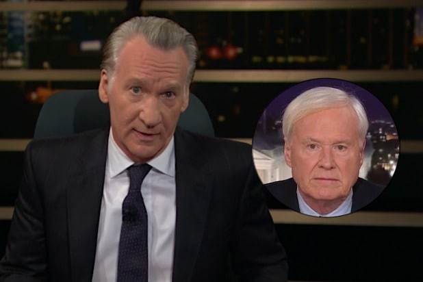 Bill Maher Chris Matthews