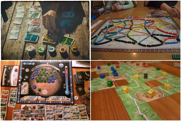 Board Games to Play Online During Coronavirus Quarantine