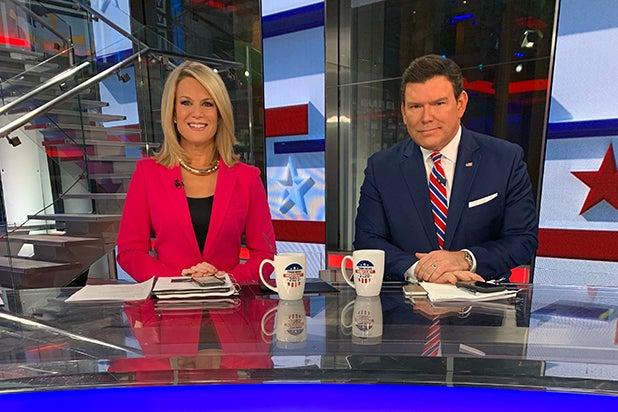 Bret and Martha Fox News