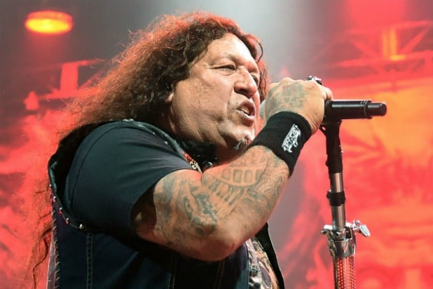 Chuck Billy Testament Coronavirus