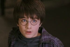 Daniel Radcliffe Harry Potter and the Sorcerer's Stone
