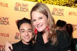 """Netflix's """"On My Block"""" premiere screening and reception, Los Angeles, USA - 14 March 2018"""