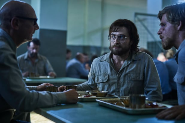 Escape From Pretoria' Film Review: Daniel Radcliffe Prison Break Drama