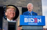 Joe Biden Campaigns In Kansas City