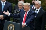 Trump Coronavirus Pandemic