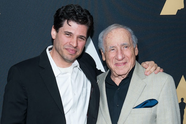 Max Brooks Mel Brooks