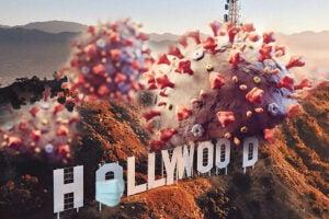 Hollywood meets Coronavirus