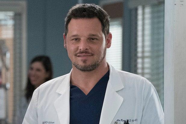 JUSTIN CHAMBERS Grey's Anatomy Alex Karev