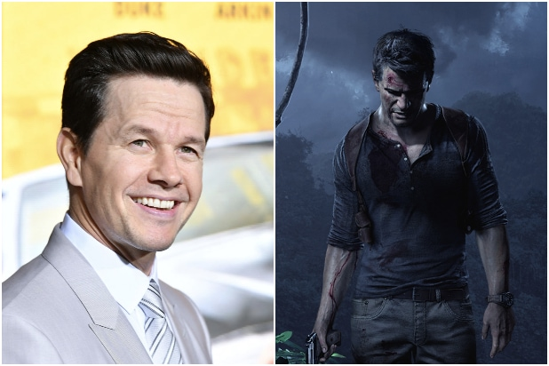 Mark Wahlberg Uncharted Movie