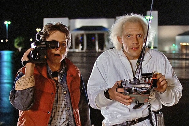 Movies With Extremely Happy Endings Back to the Future