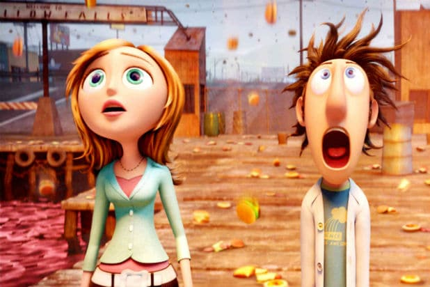 Movies With Extremely Happy Endings Cloudy With a Chance of Meatballs
