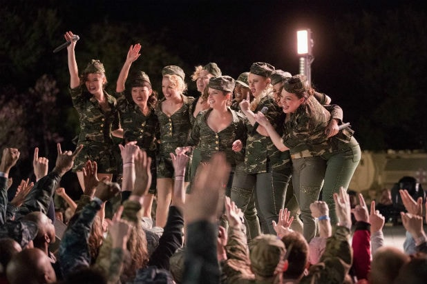 Movies With Extremely Happy Endings Pitch Perfect 3