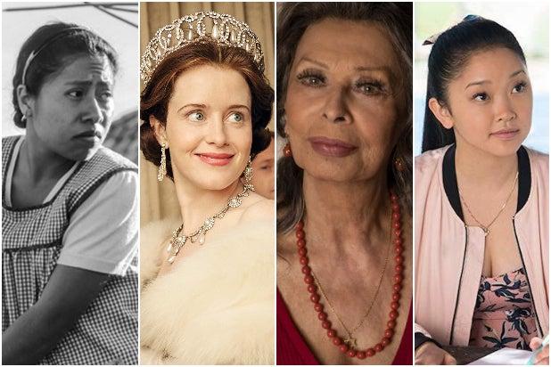Netflix International Women's Day