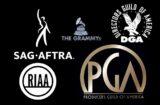 SAG-AFTRA PGA DGA MPA Grammys