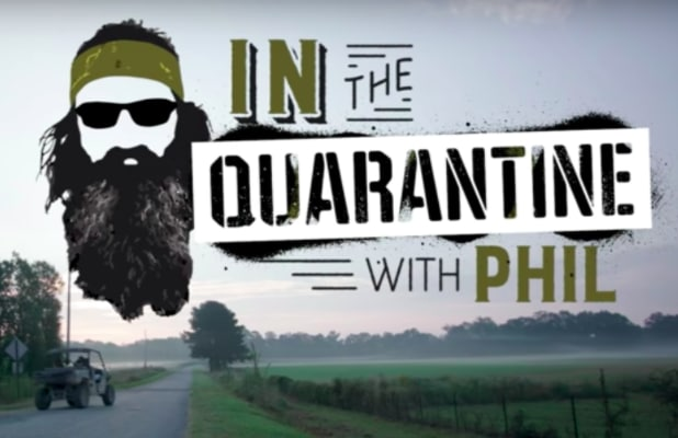 in the quarantine with phil
