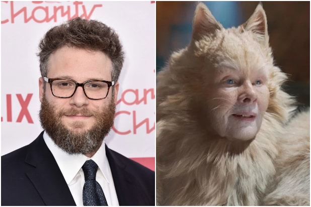 Seth Rogen Cats