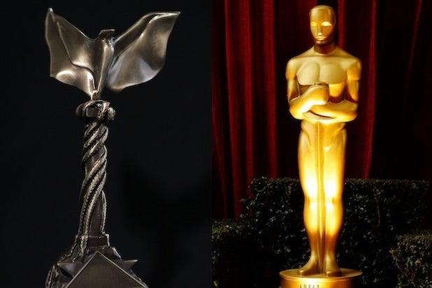 Spirit Award and Academy Award