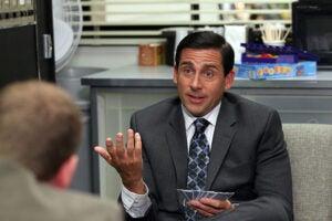 The Office Steve Carell